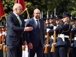 La Belgique apprécie les efforts de l'Albanie, mais ne se prononce pas sur l'adhésion