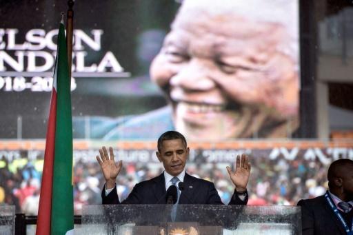 Obama prononcera le discours de la Fondation Mandela en juillet