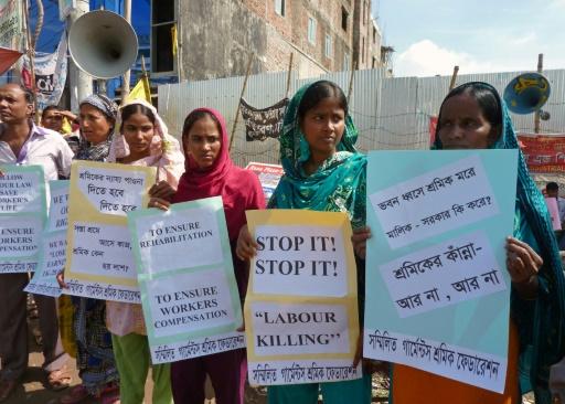 Banglagesh: quels changements dans la distribution textile après le Rana Plaza?