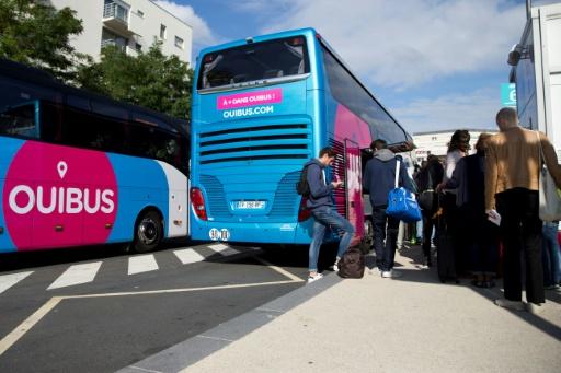 Grèves: Ouibus, filiale de la SNCF, va collaborer avec BlaBlaCar