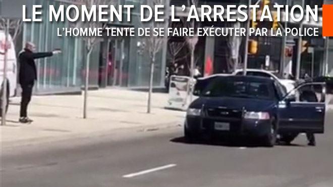 Attaque à la camionnette dans une rue commerçante à Toronto (Canada)- 10 morts, 15 blessés, le chauffeur arrêté 1