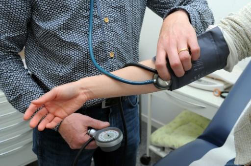 Près d'un Français sur trois en hypertension, dont la moitié qui l'ignore