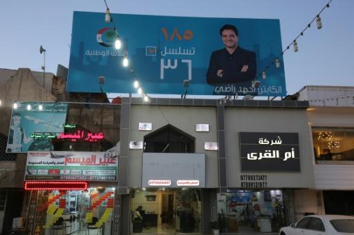 En Irak, de la compétition sportive à la course électorale