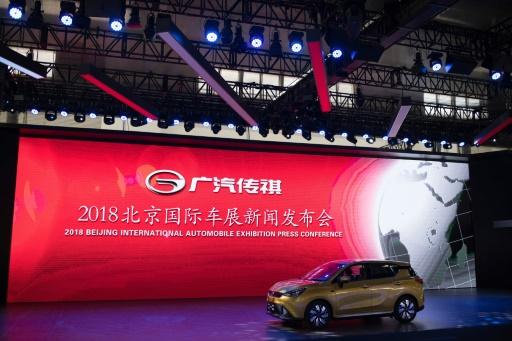 Automobile: la Chine prend le pouvoir
