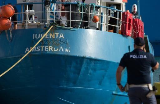 Migrants: saisie confirmée pour le navire d'une ONG allemande