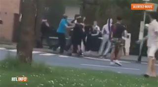 Cité Peterbos à Anderlecht- un suspect arrêté, le bourgmestre appel à l'aide 3
