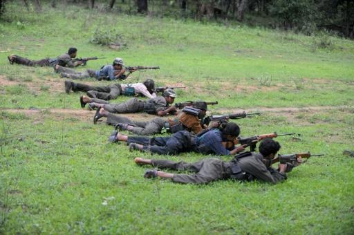 Inde: au moins 37 rebelles maoïstes tués dans des raids