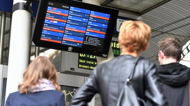 Retards à prévoir sur le rail: il n'y a plus de train entre Tournai et Ath