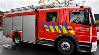 Un incendie ravage une habitation à Beyne-Heusay- La toiture a disparu