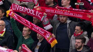 Liverpool-AS Rome- un You'll Never Walk Alone qui donne des frissons à Anfield (vidéo)