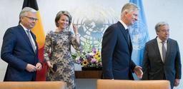 Candidature belge au Conseil de sécurité de l'ONU - Le ministre Reynders confiant dans les chances de la Belgique d'être élue