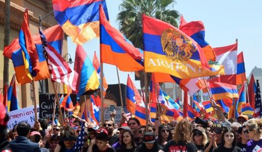 A Los Angeles, la diaspora arménienne se réjouit du changement politique à Erevan