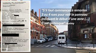 Jérémy ne digère pas son amende de 25 euros à Schaerbeek- Ça leur coûtait quoi de mettre un panneau en plus à cet endroit 4