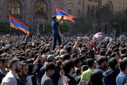 Arménie: nouvelles protestations à l'appel du chef de l'opposition