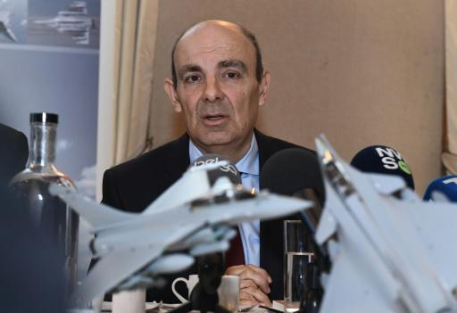 Airbus et Dassault annoncent un accord sur l'avion de combat du futur franco-allemand