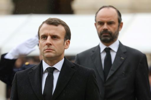 Popularité: l'embellie se confirme pour Macron (+3) et Philippe (+1)