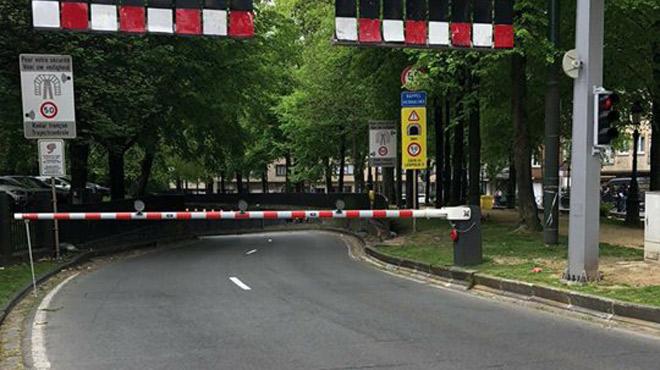 Bruxelles: tunnel Léopold II fermé dans les deux sens suite à un incident