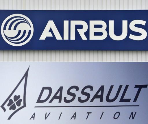 Airbus et Dassault développeront ensemble l'avion de combat franco-allemand