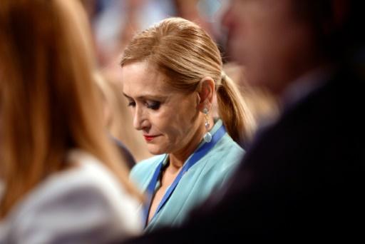 Chute de Cristina Cifuentes, ex-étoile montante de la droite espagnole