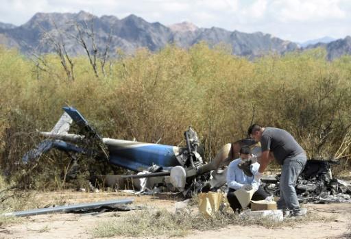 Accident d'hélicoptères de l'émission