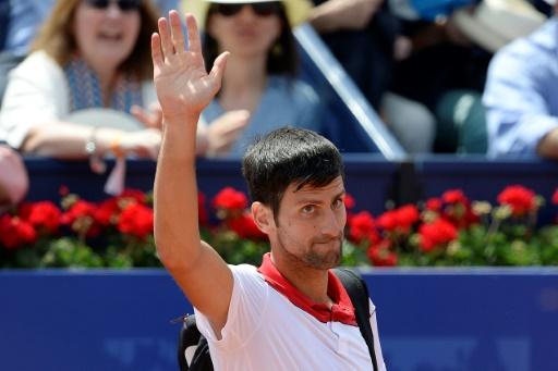 Tennis: à Barcelone, Djokovic rechute, Nadal prend ses marques