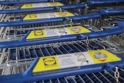 Au moins 85 magasins touchés par le mouvement de grève chez Lidl