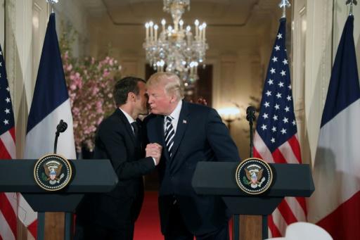 A quoi sert l'amitié entre Macron et Trump ?