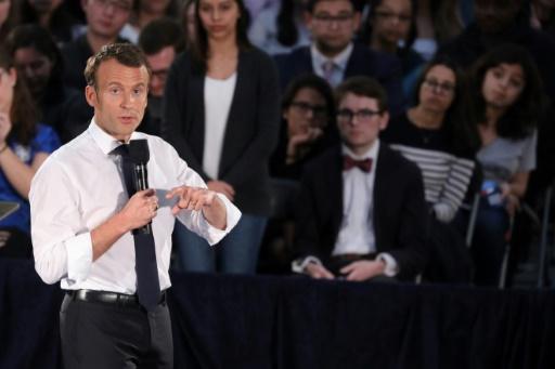 Macron propose d'être un médiateur entre la Chine et le dalaï lama