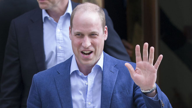 Le fils de Kate et William s'appelle Louis Arthur Charles — Royaume-Uni