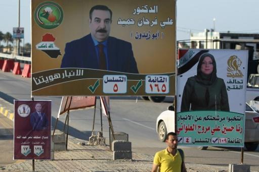Elections en Irak: le temps des règlements de compte à al-Anbar