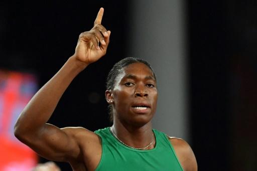 Athlétisme: les hyper-androgènes devront baisser leur taux de testostérone du 400 m au mile