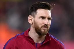 Lionel Messi peut enregistrer sa marque de vêtements de sport