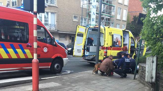 Un papa et son petit garçon fauchés par une voiture à Schaerbeek