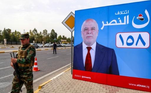 En tournée électorale, le Premier ministre irakien au Kurdistan en vainqueur