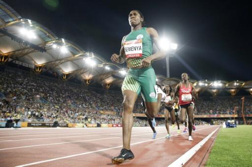 Athlétisme: Semenya and co devront faire baisser leur taux de testostérone