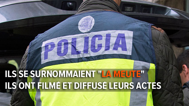 5 hommes condamnés pour agressions sexuelles — Espagne