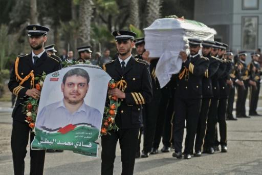 Transfert à Gaza du corps d'un Palestinien du Hamas assassiné en Malaisie