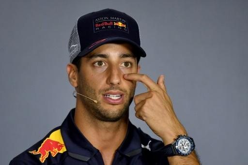F1: Ricciardo (Red Bull) dément avoir signé un pré-contrat avec Ferrari