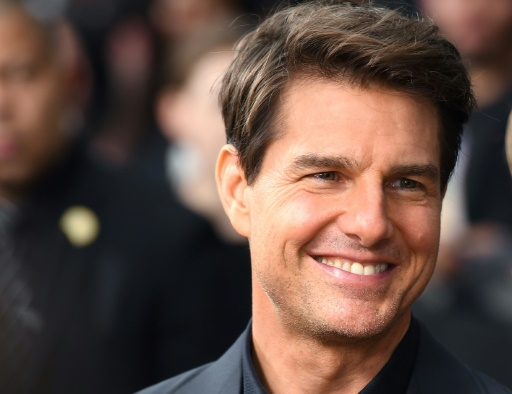 Tom Cruise, star de