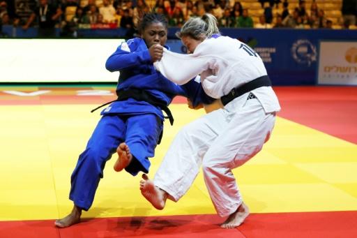 Judo: débuts poussifs pour les Bleus aux Championnats d'Europe