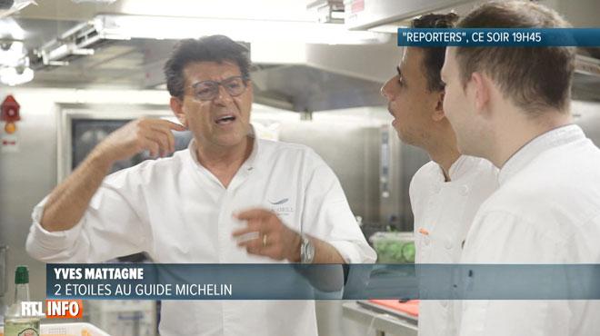 Quand Yves Mattagne et Pierre Résimont, deux grands chefs étoilés belges, sont au bout du rouleau dans les cuisines d'une croisière de luxe