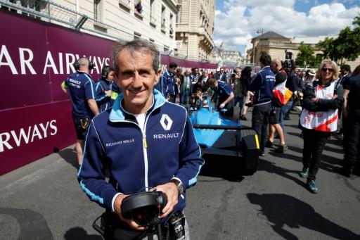 Prost quitte la Formule électrique pour se concentrer à plein temps à la F1