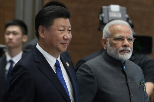 Chine-Inde: Xi accueille Modi pour ouvrir