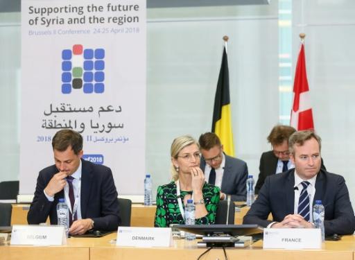 Syrie : plusieurs pays de l'UE veulent que les criminels de guerre soient jugés