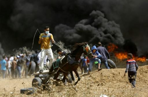 Gaza: trois Palestiniens tués par des tirs israéliens, selon un ministère