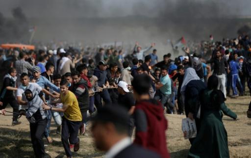 Gaza: mort d'un adolescent palestinien blessé par l'armée israélienne