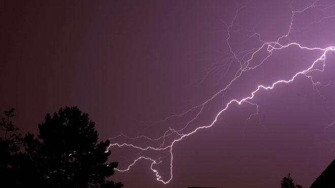 Grêle et orages intenses sont attendus au-dessus de la Wallonie ce dimanche