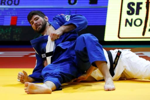 Judo: Cyrille Maret (-100 kg) encore en argent