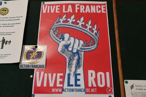 Des militants de l'Action française mis en examen pour
