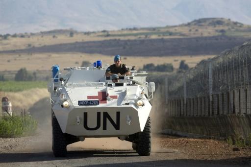 Enquête en Autriche sur un incident sanglant dans le Golan en 2012